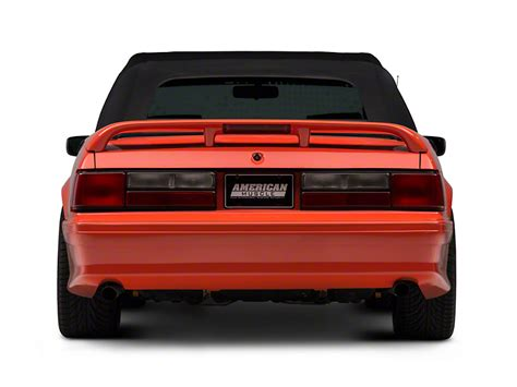 93 mustang lx lights axial mustang stock replacement lights pair 49319