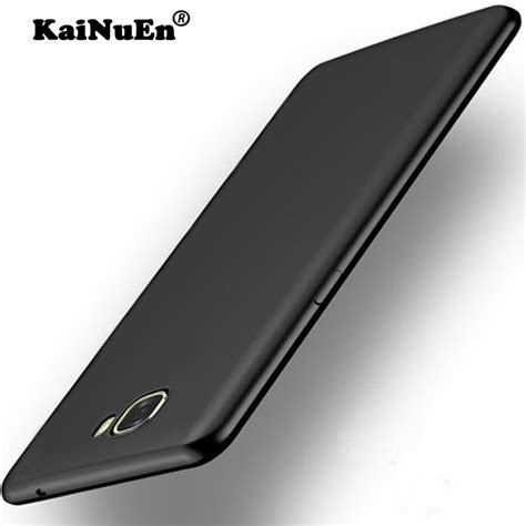 Softcase Black Matte For Samsung Galaxy J3 2016 kainuen silicon phone for samsung galaxy j 5 j5 2016