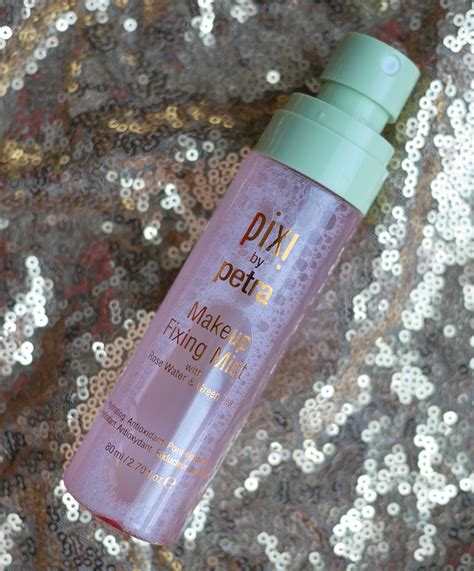 Eyeshadow Just Mist pixi summer essentials swatch and review