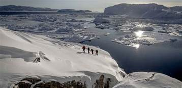 Southern Lighting Greenland Winter Facts About Greenland Winter