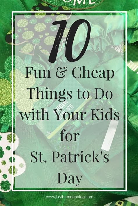 10 Things To Do This St S Day 10 cheap things to do with your for st