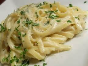 fettuccine alfredo gourmet day to day