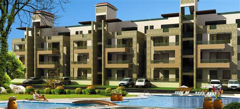 Class B Floor Plans by Supertech Oxford Square Apartments In Greater Noida