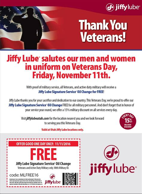 jcpenney printable coupons veterans day utah veterans day freebies restaurants and deals
