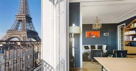 modern cabinet quot yes i live next to the eiffel tower quot apartment in paris modern cabinet quot yes i live next to the eiffel tower