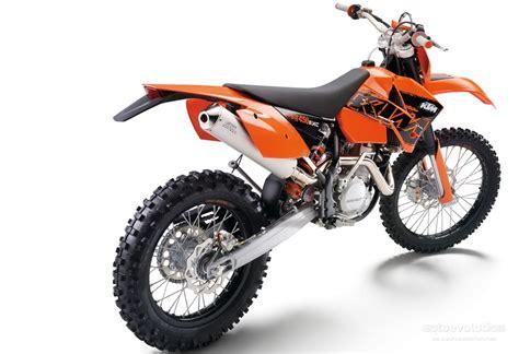 Ktm Exc 450 2005 Ktm 450 Exc Racing 2005 2006 2007 2008 2009 2010