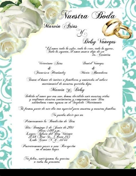 textos para las invitaciones de matrimonio textos para invitaciones de boda cristiana bodas