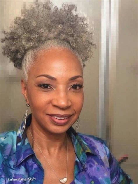 salt and pepper afro styles 190 best textured grays images on pinterest going gray