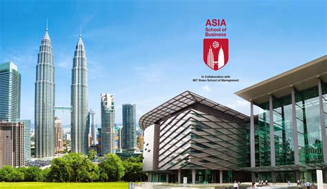 Universities In Malaysia For Mba by Study In Malaysia Asia School Of Business Fully Funded
