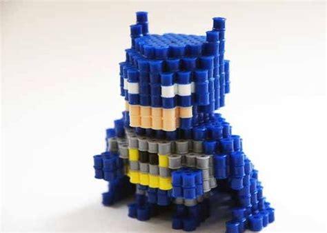 Figure Joker Motif 1 sandylandya outlook es batman perler 3d figure
