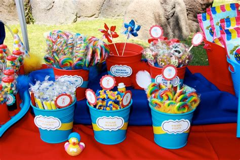 carnival theme party 50th birthday party ideas whimsy wise events wisely planned birthdays circus