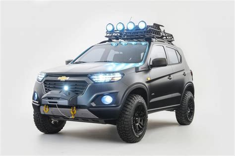 Lada Niva Concept Chevrolet Reveals Niva Concept At 2014 Moscow Auto Show