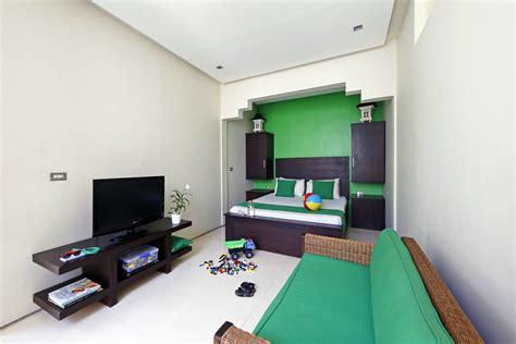 half bedroom family villas chandra bali villas seminyak