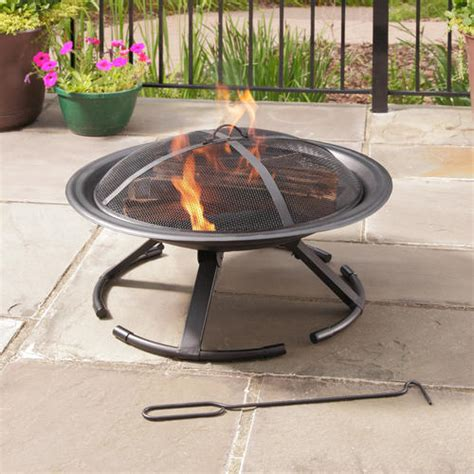 Menards Firepit Pleasant Hearth 26 Quot Grab N Go Pit At Menards 174