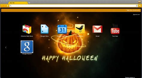 halloween themes chrome 4 halloween themes for google chrome softpedia
