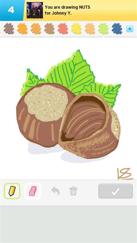 how to make doodle nuts nuts drawings how to draw nuts in draw something the