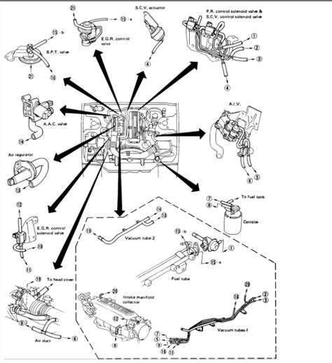 s14 ka24de wiring diagram 28 images ka24de engine