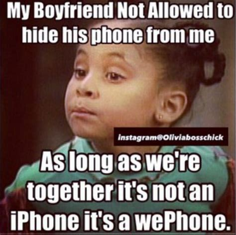 Funny Phone Memes - it s not an iphone it s a we phone instagram