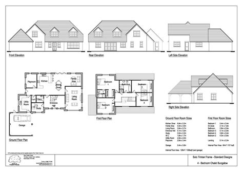 lintons 5 bedroom house design solo timber frame 4 bedroom self build timber frame house design solo