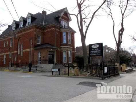 rosar morrison funeral home at 467 sherbourne march