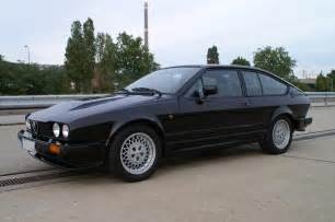 Alfa Romeo Gtv6 1981 Alfa Romeo Gtv6 2 5 Related Infomation Specifications