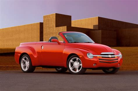 chevy truck car chevrolet ssr reviews research used models motor