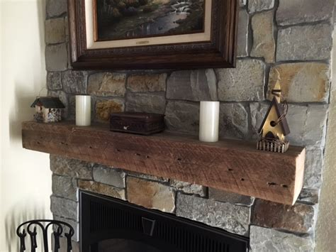Fireplace Mantel Pieces by Reclaimed Antique Wood Mantel Pieces