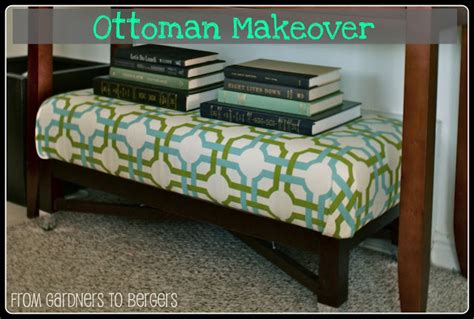 ottoman title from gardners 2 bergers ottoman makeover