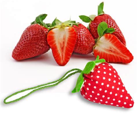 Aufkleber Obst Essbar by Erdbeere Basteln Cool Sollte Ich Es Nochmal Basteln Gibt
