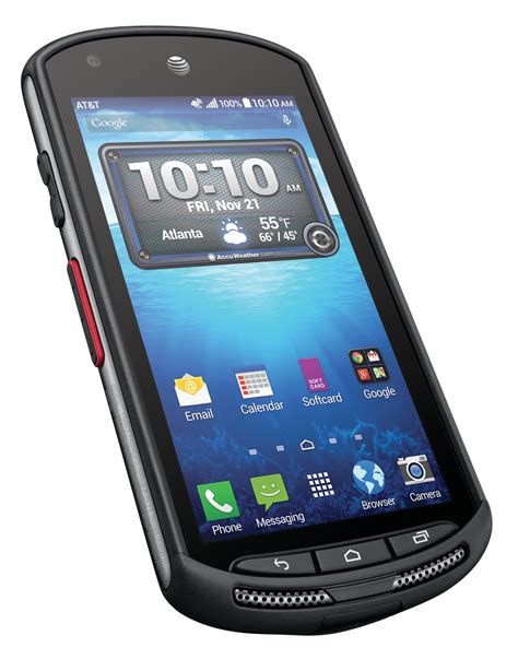android phones at t kyocera duraforce water resistant rugged 4g lte android smart phone att wireless