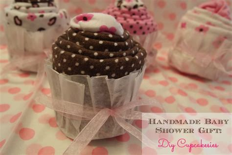 Diy Baby Shower Gifts by Baby Shower Gift Tutorial Diy Cupcakesies