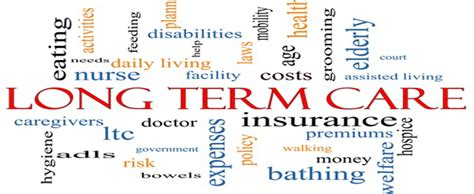 long term care insurance long term care rider enhanced insurance