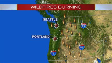 map of oregon 2015 fires fires burn throughout the state of oregon