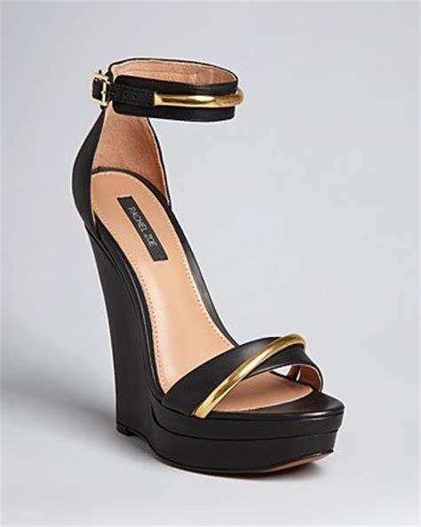 zoe platform wedge sandals katlyn high heel in