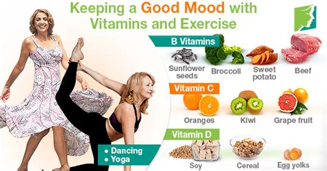 vitamin d and mood swings keeping a good mood with vitamins and exercise