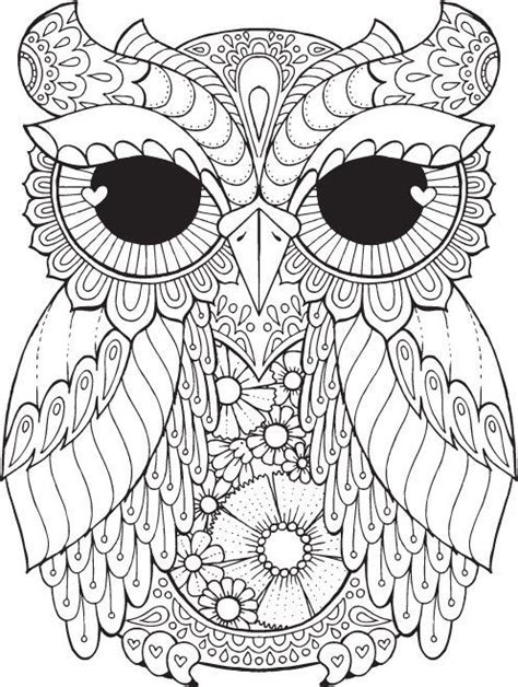 owl mandala coloring pages kurby owl colour with me hello by helloangelcreative