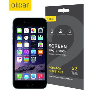 8 ways to keep your screens looking brand olixar iphone 6s screen protector 2 in 1 pack
