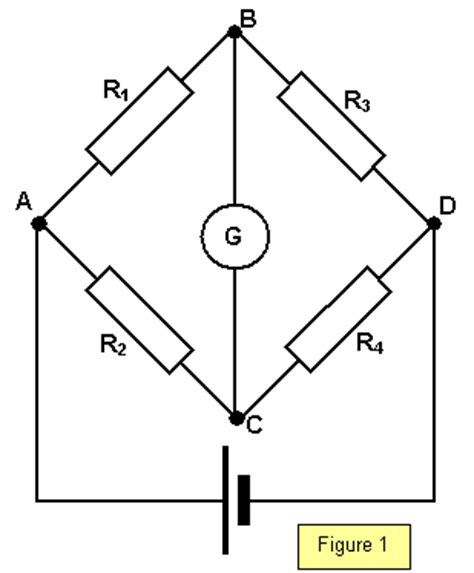 wheatstone bridge balanced condition wheatstone bridge balanced condition 28 images dmr s physics notes wheatstone bridge