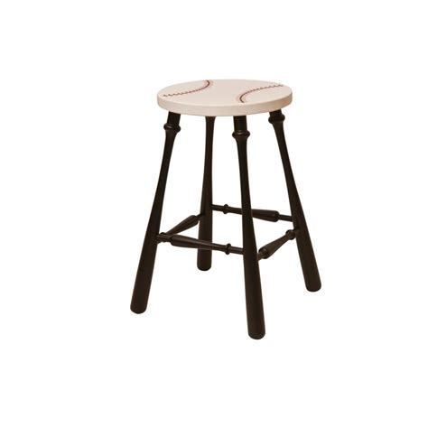 Amish Stool by Baseball Stool Amish Crafted Furniture