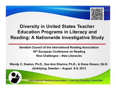 online degree programs study in the usa international diversity in united states teacher education programs in