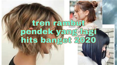 model rambut gelombang wanita  model rambut