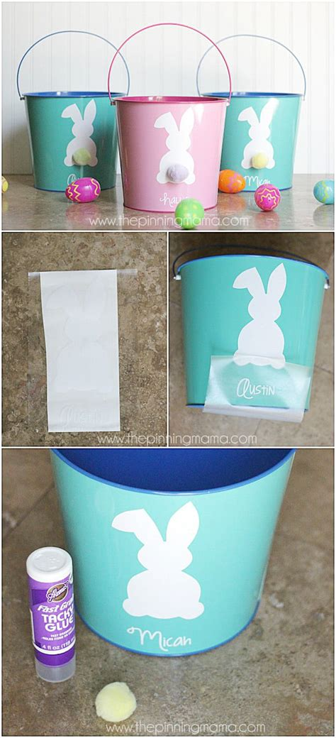 vinyl craft projects easy diy easter with free silhouette cut file the