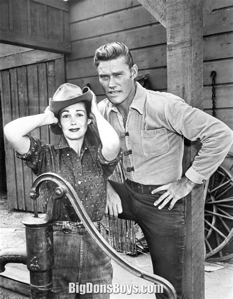 Actor Chuck Connors Gallery
