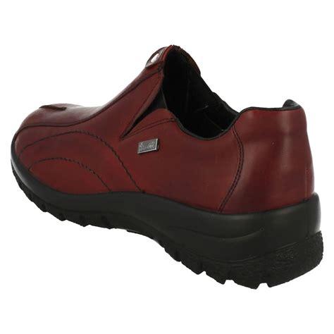 Flat Shoes Anti Licinalas Karet 1 rieker casual antistress shoes l7153 ebay