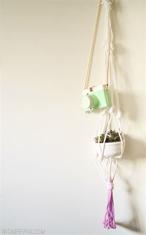 Macrame Projects For - cool macrame projects to diy this summer
