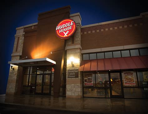 The Huddle House by In The Huddle