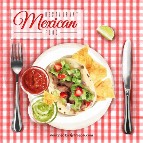 imagenes gratis comida comida mexicana fotos y vectores gratis