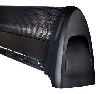 newair ah    profile baseboard heater