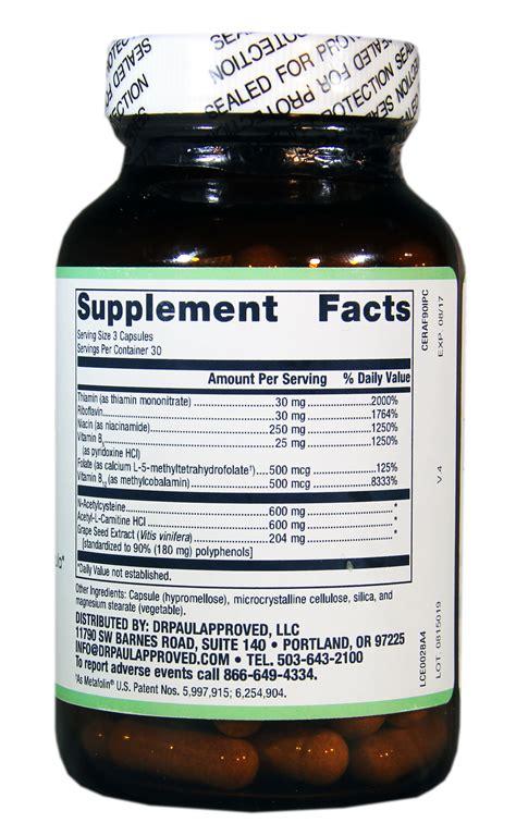 Jacksonville Mhtfr Detox Doctor by Drpaulapproved Mthfr Brain Detox Support