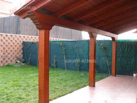 construir porche como hacer un porche de madera materiales de